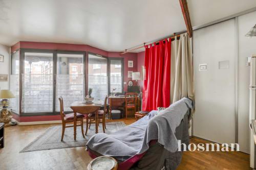 vente appartement de 34.01m² à paris
