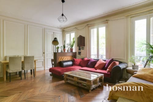 vente appartement de 113.0m² à paris
