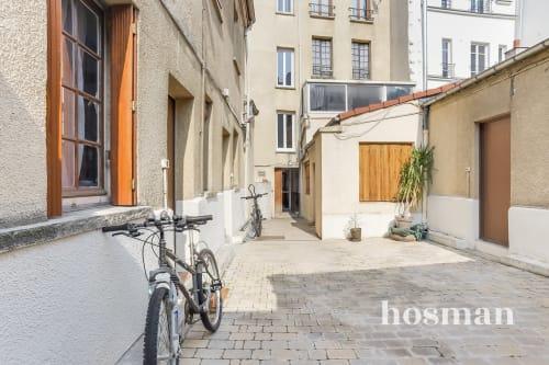 vente appartement de 15.5m² à paris