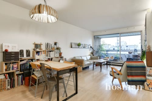 vente appartement de 75.0m² à paris