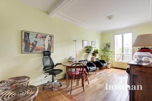 vente appartement de 66.0m² à colombes