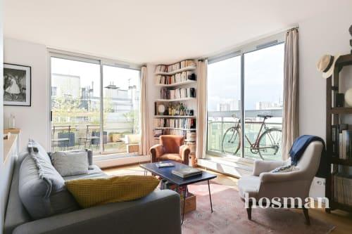 vente appartement de 65.0m² à paris