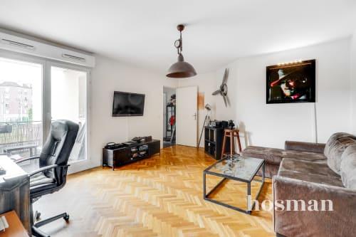 vente appartement de 62.0m² à saint-ouen