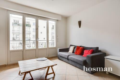 vente appartement de 61.0m² à montrouge