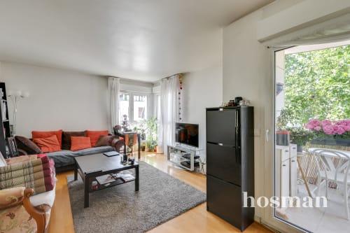 vente appartement de 49.0m² à la garenne-colombes