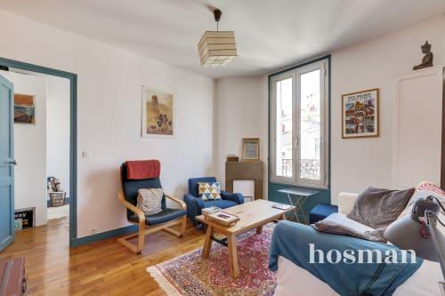 vente appartement de 33.5m² à montreuil