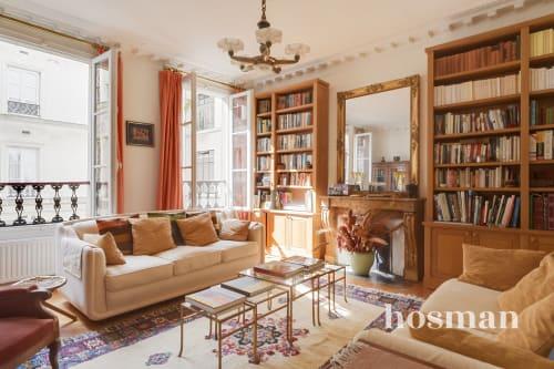 vente appartement de 106.0m² à paris