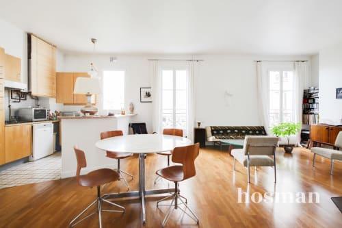 vente appartement de 82.1m² à paris