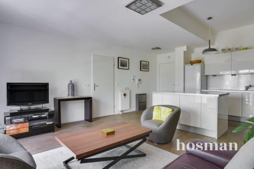 vente appartement de 63.04m² à saint-ouen