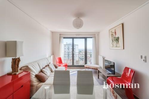 vente appartement de 40.0m² à villejuif