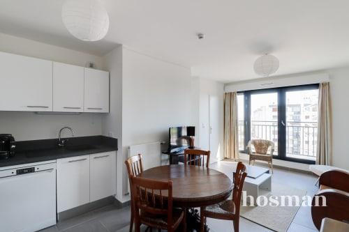 vente appartement de 37.75m² à villejuif
