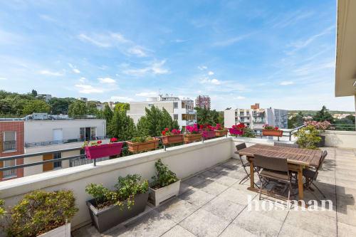 vente appartement de 94.95m² à clamart