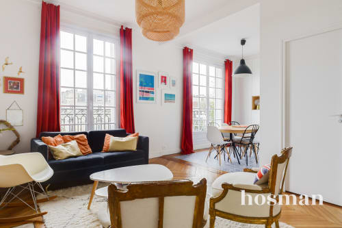 vente appartement de 94.0m² à paris