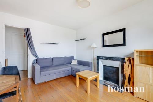 vente appartement de 40.0m² à paris