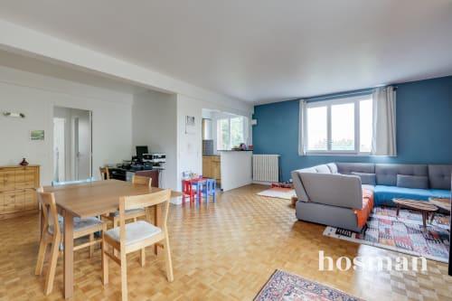 vente appartement de 88.0m² à sèvres