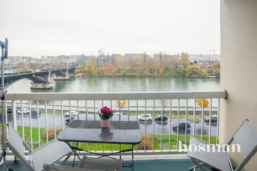 vente appartement de 25.46m² à courbevoie