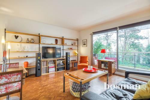 vente appartement de 52.3m² à sèvres