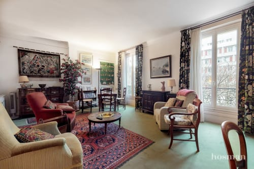 vente appartement de 80.0m² à paris