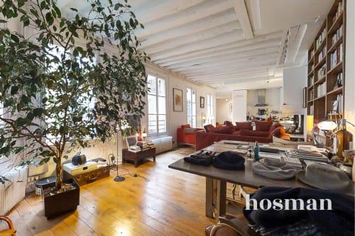 vente appartement de 67.4m² à paris
