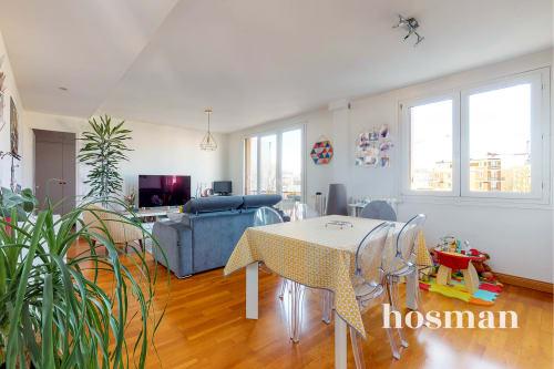 vente appartement de 51.0m² à issy-les-moulineaux