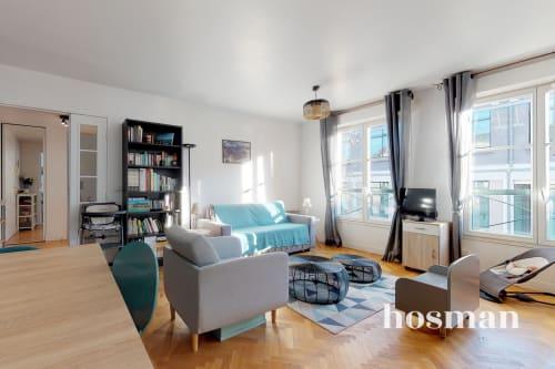 vente appartement de 62.41m² à montrouge