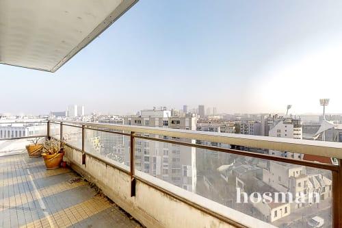 vente appartement de 127.0m² à paris