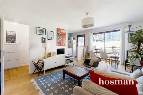 vente appartement de 48.0m² à paris