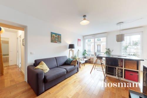 vente appartement de 58.0m² à ivry-sur-seine