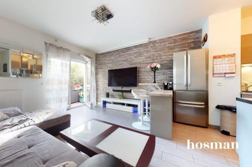 vente appartement de 45.04m² à saint-ouen