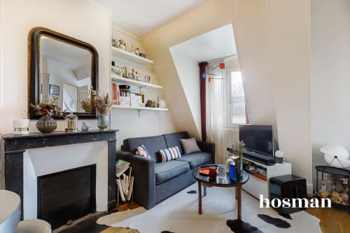 vente appartement de 32.0m² à paris