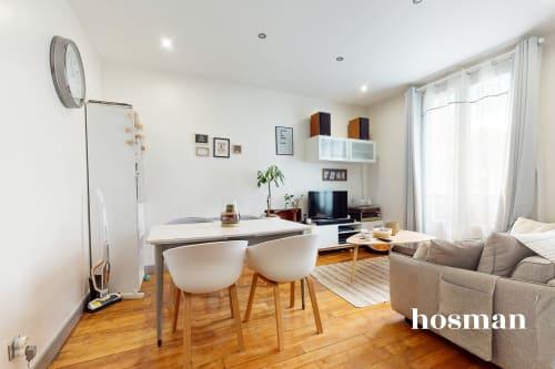 vente appartement de 46.0m² à asnières-sur-seine