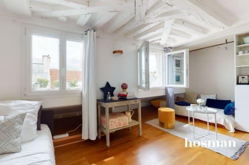 vente appartement de 25.5m² à paris