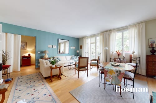 vente appartement de 55.0m² à asnières-sur-seine