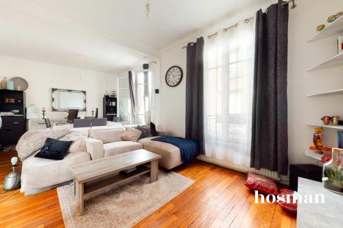 vente appartement de 50.0m² à villejuif