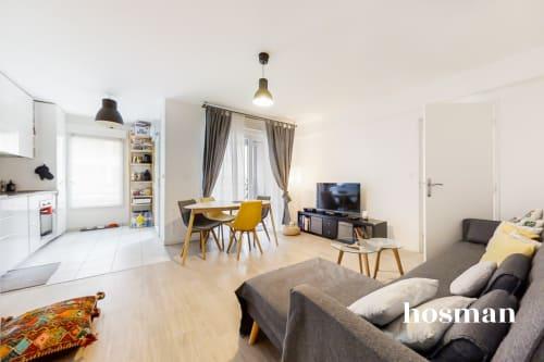 vente appartement de 43.72m² à ivry-sur-seine