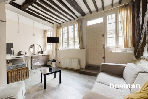 vente appartement de 34.59m² à paris
