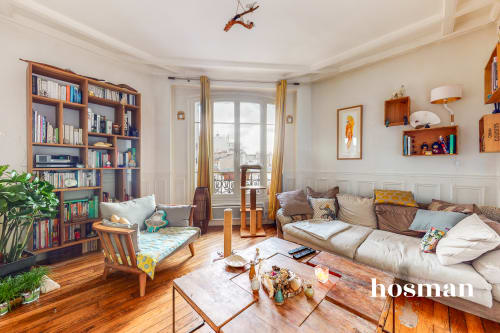 vente appartement de 58.78m² à asnières-sur-seine