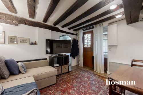 vente appartement de 33.34m² à paris