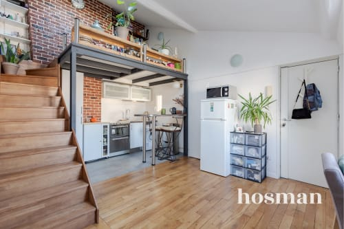 vente appartement de 31.0m² à paris