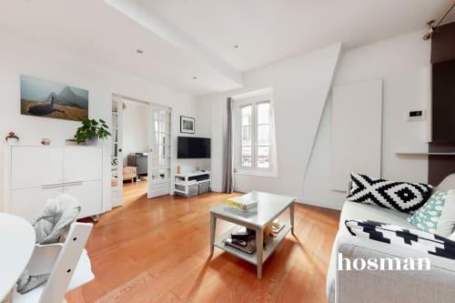 vente appartement de 54.0m² à paris