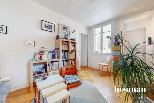 vente appartement de 34.2m² à vanves