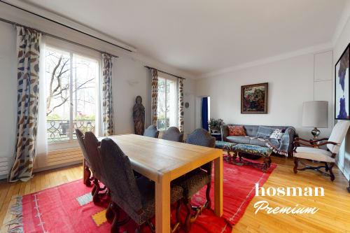 vente appartement de 121.25m² à paris