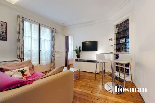 vente appartement de 33.6m² à paris