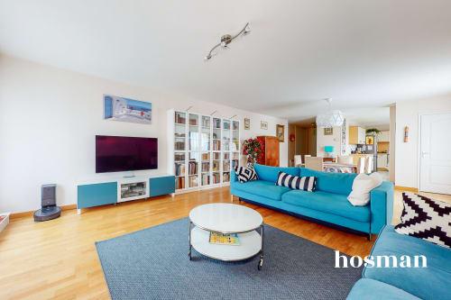 vente appartement de 117.09m² à la chapelle-sur-erdre