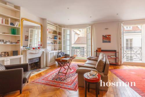 vente appartement de 68.19m² à paris