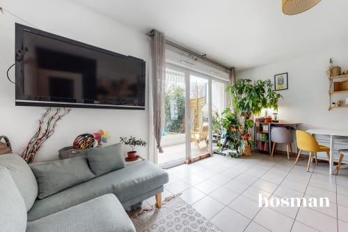 vente appartement de 59.1m² à créteil