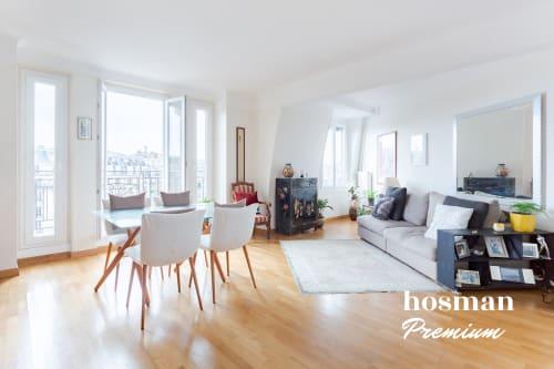 vente appartement de 80.0m² à paris