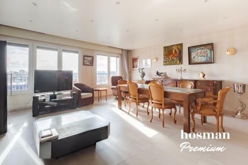 vente appartement de 88.6m² à paris