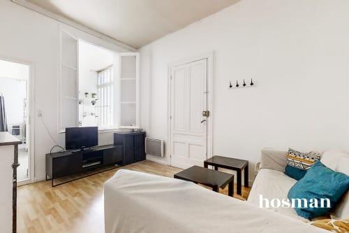 vente appartement de 50.0m² à bordeaux