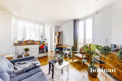 vente appartement de 29.0m² à malakoff
